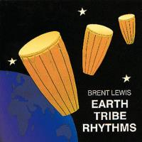 Earth Tribe Rhythms [CD] Lewis, Brent