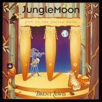 Jungle Moon - Site of the Sacred Drum [CD] Lewis, Brent