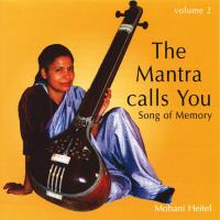 The Mantra Calls You Vol. 2 [CD] Heitel, Mohani