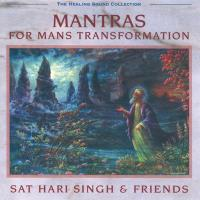 Mantras for (Wo)Man's Transformation [CD] Sat Hari Singh & Friends