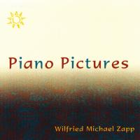 Piano Pictures [CD] Zapp, Dhwani Wilfried M.