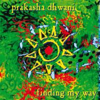 Finding My Way [CD] Zapp, Dhwani Wilfried M.