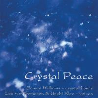 Crystal Peace [CD] Someren, Lex van & Williams, Janice & Klee, Uschi