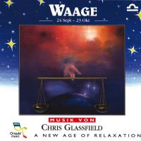 Waage (Libra) [CD] Glassfield, Chris