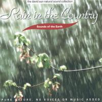 Rain in the Country [CD] Sounds of the Earth - David Sun