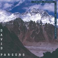 Tibet. Plateau & Sounds of Mothership [CD] Parsons, David