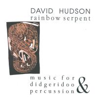 Rainbow Serpent [CD] Hudson, David