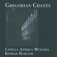Gregorian Chants-Capella Antiqua München [CD] Ruhland, Konrad