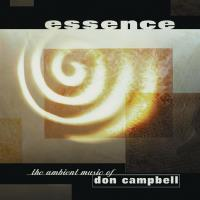Essence - Ambient Music of Don Campbell [CD] Campbell, Don