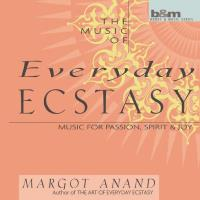 Every Day Ecstasy [CD] Anand, Margot