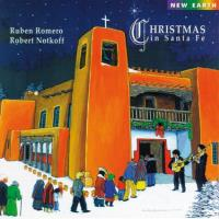 Christmas in Santa Fe [CD] Romero, Ruben