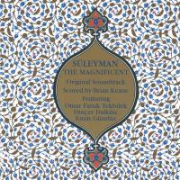 Süleyman the Magnificent [CD] Keane, Brian