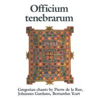 Officium Tenebrarum [CD] Gregorianische Gesänge