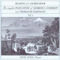 Reading of a Sacred Book [2CDs] Lytle, C. & Gurdjieff & Hartmann