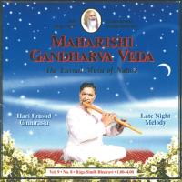 Late Night Melody Vol.9/8 für Sanftmut 1-4 Uhr [CD] Chaurasia, Hari Prasad