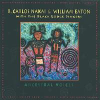 Ancestral Voices [CD] Nakai, Carlos