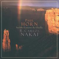 Inside Canyon de Chelly [CD] Horn, Paul & Nakai, Carlos