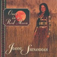 Once in a Red Moon [CD] Shenandoah, Joanne