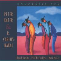 Honorable Sky [CD] Kater, Peter & Nakai, Carlos
