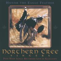 Honor the Eagle Feather [CD] Northern Cree Singers