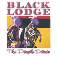 People Dance [CD] Black Lodge Singers