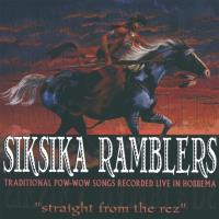 Straight from the Rez [CD] Siksika Ramblers
