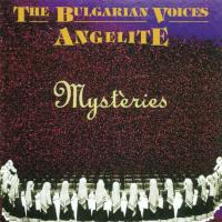 Mysteries [CD] Bulgarian Voices Angelite