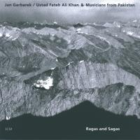 Ragas & Sagas [CD] Garbarek, Jan & Ustad Fateh Ali Khan