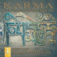 Karma - Love & Compassion [2CDs] Vodjani, Sina