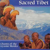 Sacred Tibet - Chants of the Gyume Monks [CD] Goldman, Jonathan