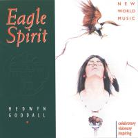 Eagle Spirit [CD] Goodall, Medwyn