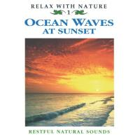 Ocean Waves at Sunset [CD] Relax with Nature Nr. 01