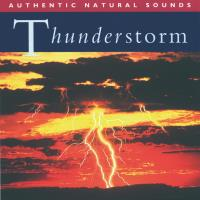 Thunderstorm [CD] Relax with Nature Nr. 08