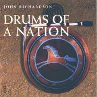Drums of a Nation [CD] Richardson, John