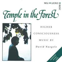 Temple in the Forest [CD] Naegele, David