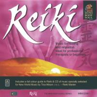 Reiki [CD] Mind Body Soul Series - Llewellyn