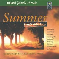Summer Sounds [CD] Natural Sounds with Music