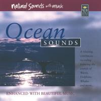 Ocean Sounds [CD] Natural Sounds with Music