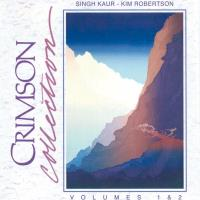 Crimson Vol. 1 + 2 [CD] Robertson, Kim & Singh Kaur