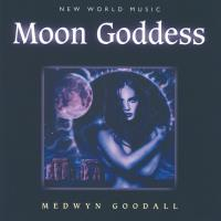 Moon Goddess [CD] Goodall, Medwyn