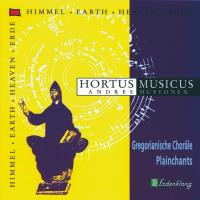 Gregorianische Choräle - Plainchants [CD] Hortus Musicus