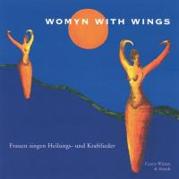 Womyn with Wings [CD] Wijnen, Carien