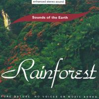 Rainforest [CD] Sounds of the Earth - David Sun