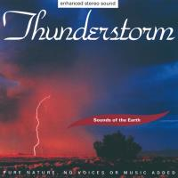 Thunderstorm [CD] Sounds of the Earth - David Sun