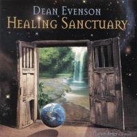 Healing Sanctuary [CD] Evenson, Dean & d'Rachel