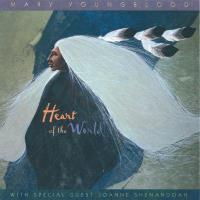 Heart of the World [CD] Youngblood, Mary