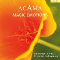 Magic Emotions [CD] Acama