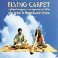 Flying Carpet [CD] Mayer, Alex & Shyam Kumar Mishra