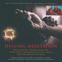 Healing Meditation [CD] Power of Sounds