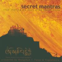 Secret Mantras [CD] Yogeshwara